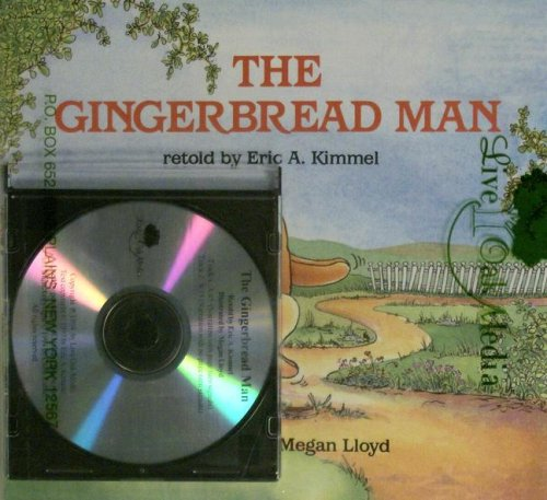 9781591127857: Gingerbread Man, the with CD [With Paperback Book] (Live Oak Readalongs)