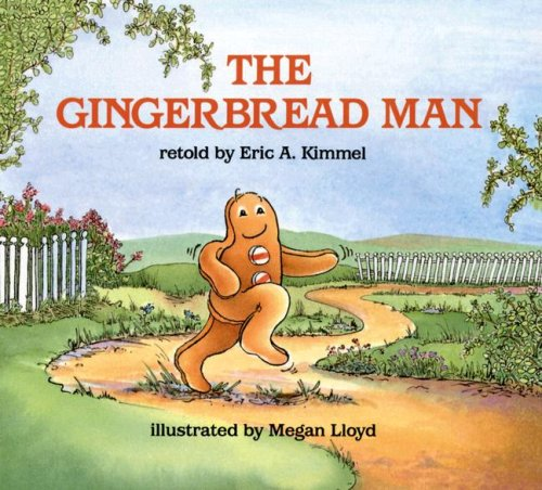 9781591127864: The Gingerbread Man [With Hardcover Book]