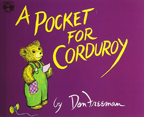 9781591127932: Pocket for Corduroy, a with CD [With Paperback Book] (Live Oak Readalongs)