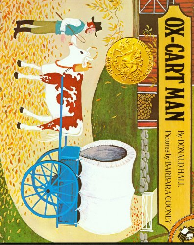 9781591127970: Ox-Cart Man -(Book & Audio CD)