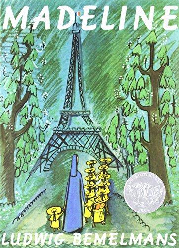 9781591128069: Madeline (Book & CD)