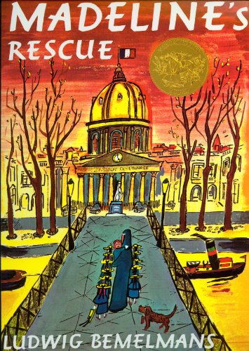 9781591128090: Madeline's Rescue with CD [With Paperback] (Live Oak Readalongs)