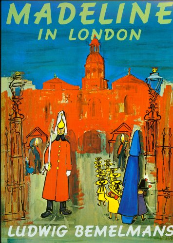 9781591128175: Madeline in London [With Book]