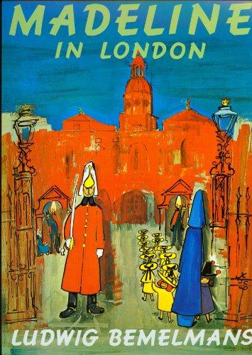 9781591128175: Madeline in London (1 Paperback/1 CD)