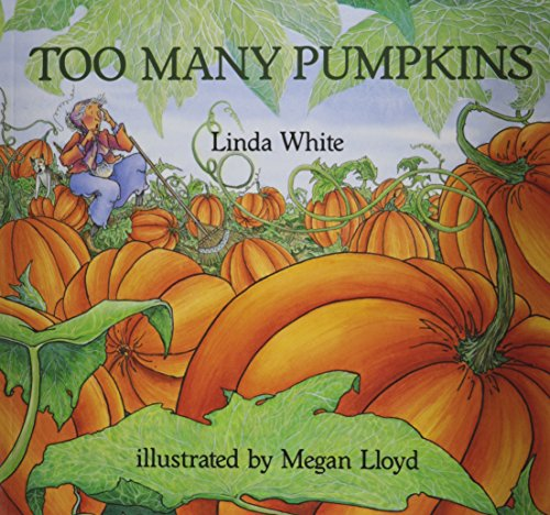 9781591128298: Too Many Pumpkins (1 Paperback/1 CD)