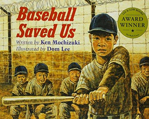 9781591129158: Baseball Saved Us (Book & CD)