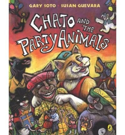 9781591129196: Chato and the Party Animals with CD [With Paperback]