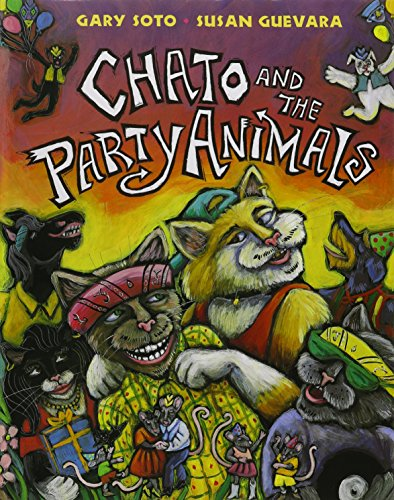 9781591129202: Chato and the Party Animals with CD [With Hardcover Book]