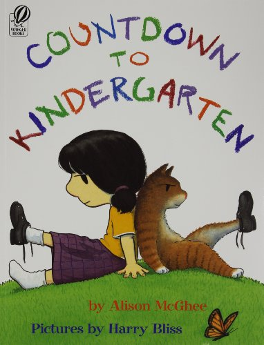 9781591129271: Countdown to Kindergarten [With Paperback Book]