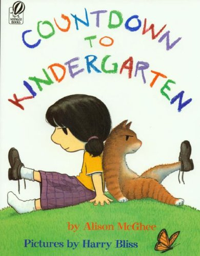 9781591129288: Countdown to Kindergarten with CD [With Hardcover Book]