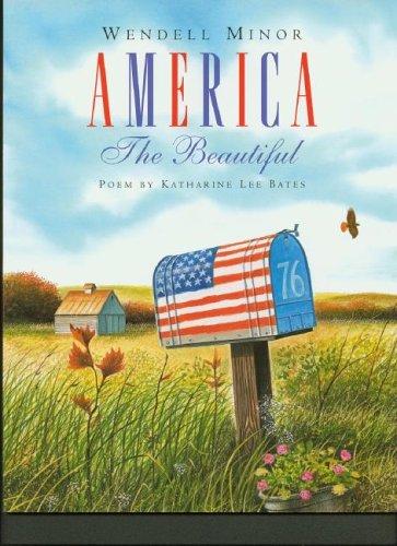 9781591129561: America the Beautiful (1 Hardcover/1 CD) (Live Oak Readalongs)
