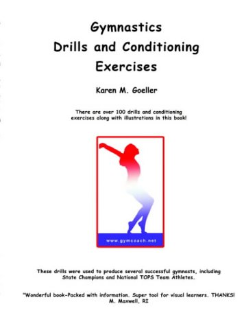 9781591135104: Gymnastics Drills and Conditioning Exercises