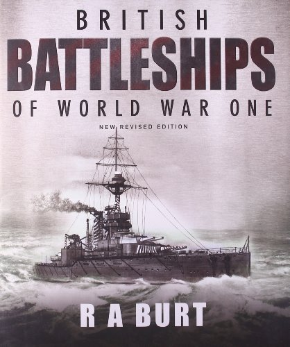 9781591140535: British Battleships of World War One