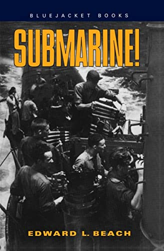 9781591140580: Submarine! (Bluejacket Books)