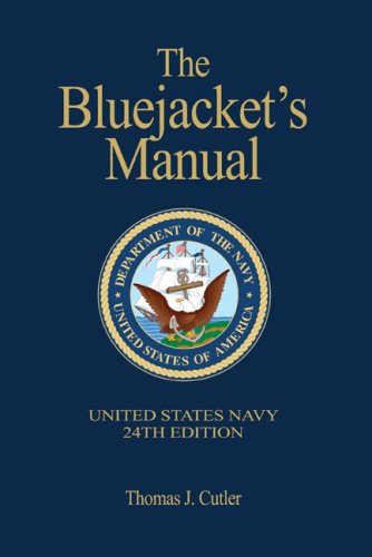9781591141532: The Bluejacket's Manual, 24th Edition
