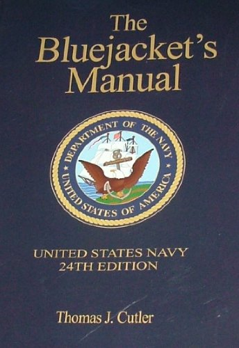 9781591141563: Bluejacket's Manual