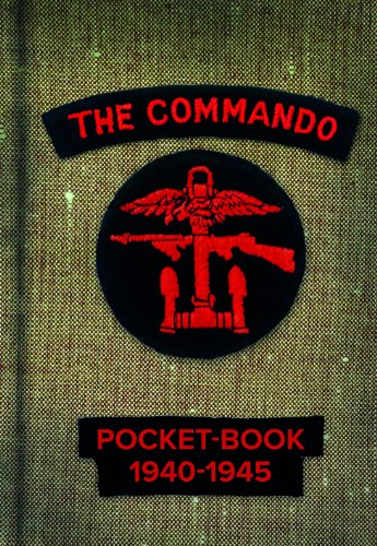 9781591141587: The Commando Pocket Book 1940-1945