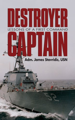 9781591141853: Destroyer Captain: Lessons of a First Command
