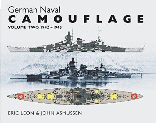 9781591141990: German Naval Camouflage: Volume 2: 1942-1945