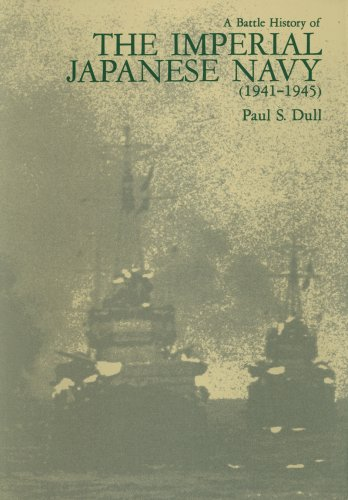 9781591142195: A Battle History of the Imperial Japenese Navy: 1941-1945