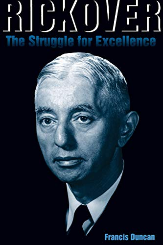 9781591142218: Rickover: The Struggle for Excellence