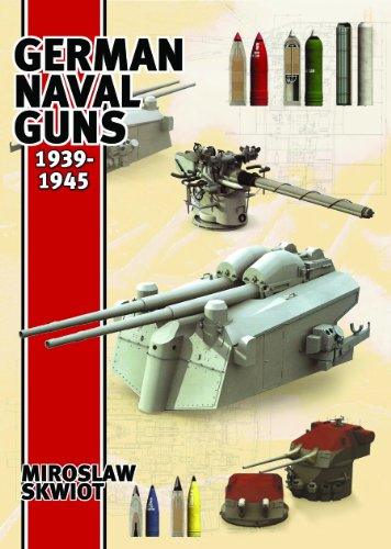 9781591143116: German Naval Guns, 1939-1945