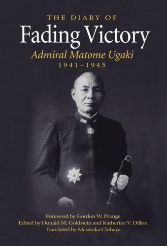 9781591143246: Fading Victory: The Diary of Admiral Matome Ugaki, 1941-1945