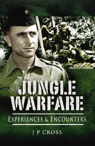 Jungle Warfare: Mr. J.P. Cross