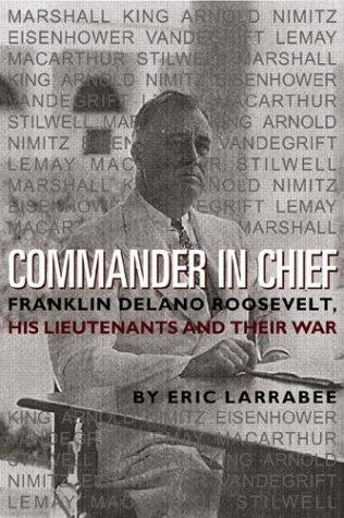 COMMANDER IN CHIEF: Mr. Eric Larrabee