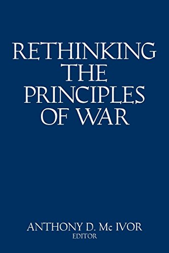 9781591144823: Rethinking the Principles of War