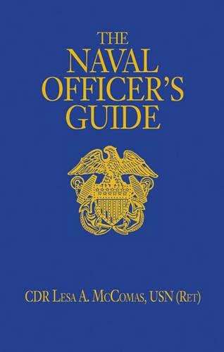 9781591145011: Mccomas: Naval Officer's Guide, 12th Edition