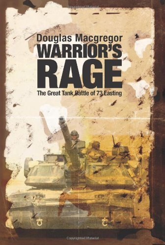 9781591145059: Warrior's Rage: The Great Tank Battle of 73 Easting