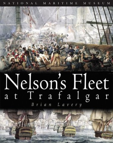 Nelson's Fleet at Trafalgar (1591146100) by Brian Lavery