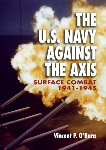 The U.S. Navy Against the Axis: Mr Vincent O'Hara