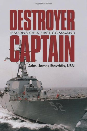 9781591148494: Destroyer Captain: Lessons of a First Command
