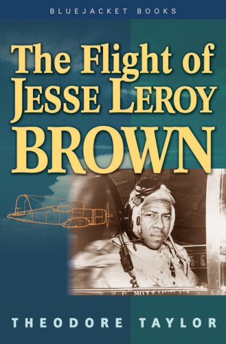 9781591148524: The Flight of Jesse Leroy Brown (Bluejacket Books)