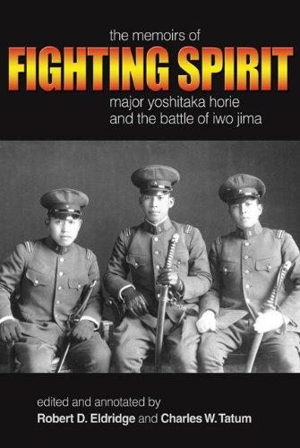 FIGHTING SPIRIT: Mr Yoshitake Horie