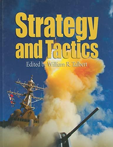 Strategy and Tactics NS300: William R. Talbert