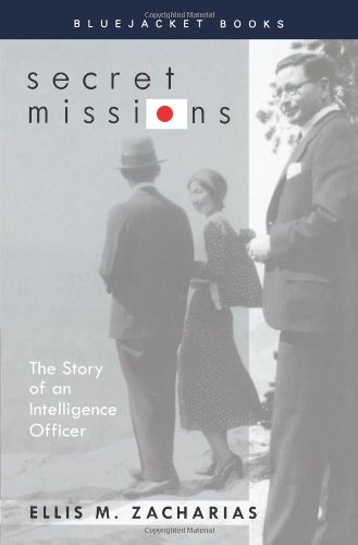 9781591149996: Secret Missions: The Story of an Intelligence Officer (Bluejacket Books)