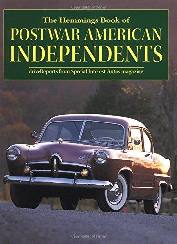 9781591150015: The Hemmings Book of Postwar American Independents (Hemmings Motor News Collector-Car Books)
