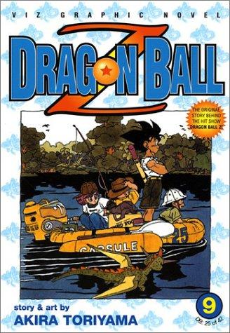 9781591160069: Dragonball Z: Vol 9 (Dragon Ball Z (Graphic Novels))