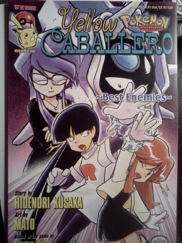 9781591160137: Pokemon Adventures, Volume 12: Yellow Caballero, Best Enemies