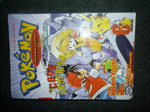9781591160281: Pokemon Adventures Adventure 6 Yellow Caballero: The Cave Campaign (Yellow Caballero Series)