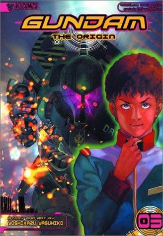 Gundam: The Origin, Volume 3 (Gundam (Viz): Yasuhiko, Yoshikazu