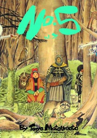 No. 5, Volume 2: Matsumoto, Taiyo; Matsumoto, Taiyo [Illustrator]