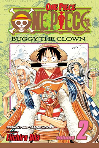 9781591160571: One Piece, Vol. 2: Buggy the Clown