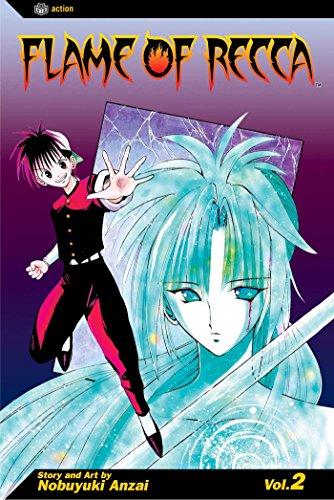 Flame of Recca, Vol. 2: Anzai, Nobuyuki