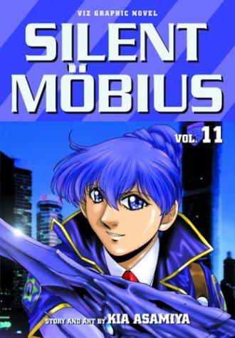 9781591160700: Silent Mobius, Vol. 11