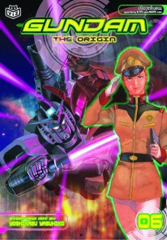 Gundam: The Origin, Vol. 6: Yoshikazu Yasuhiko