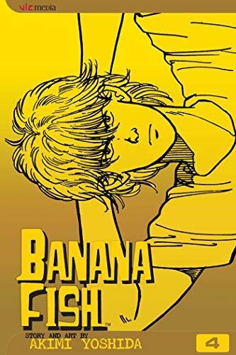 9781591161332: Banana Fish, Vol. 4